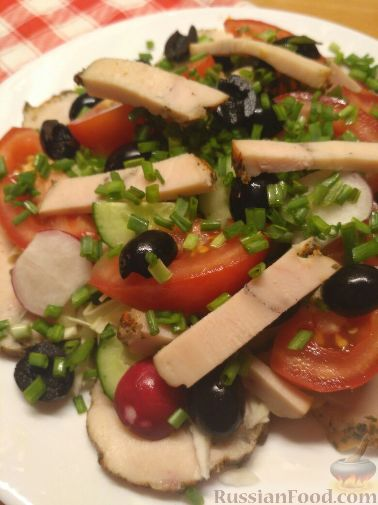 рецепты приготовления из овощей