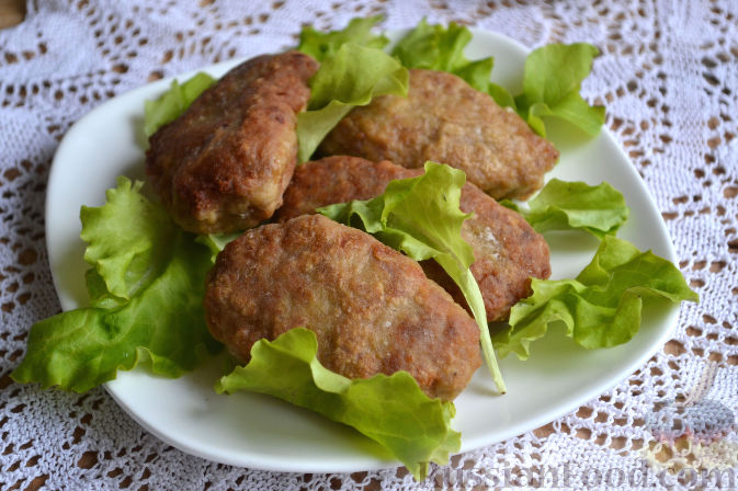 блюда из фарша мясного в мультиварке рецепты с фото