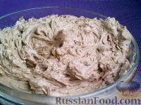 Фото к рецепту: Шоколадный крем экономный