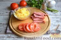 Фото приготовления рецепта: Запеканка из макарон (в мультиварке) - шаг №4