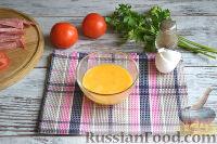 Фото приготовления рецепта: Запеканка из макарон (в мультиварке) - шаг №5