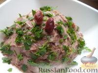 Фото к рецепту: Фасоль красная с маслом