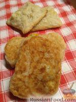 Фото к рецепту: Пирожки с луком и яйцом