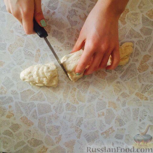 рецепт приготовления теста для сосисок