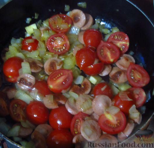 Рецепт татарских треугольников с мясом и картошкой