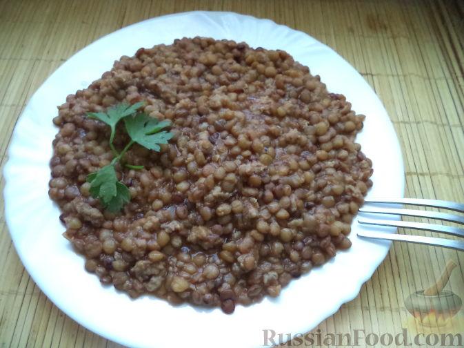 рецепт блинов с мясным фаршем