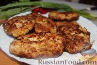 Фото к рецепту: Куриные котлеты в мультиварке
