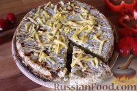 Фото к рецепту: Овощная запеканка из цукини и лука (в мультиварке)