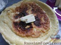 Фото приготовления рецепта: Драчена к завтраку - шаг №5