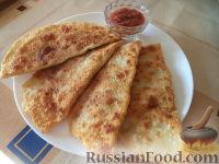 Фото к рецепту: Чебуреки кавказские