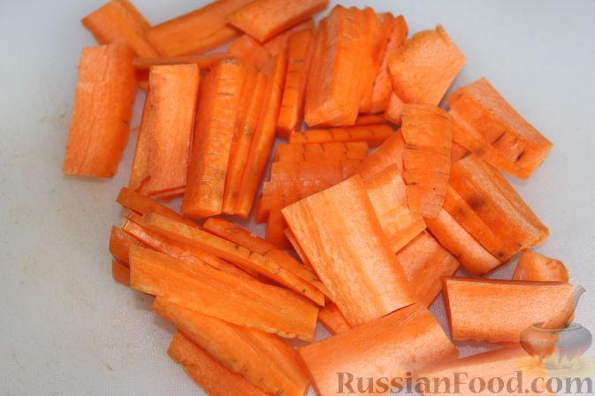 Фото приготовления рецепта: Пшенично-гречневые пирожки с зелёным луком и яйцами (в духовке) - шаг №16