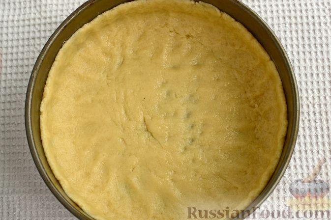 Фото приготовления рецепта: Черешневый тарт - шаг №4