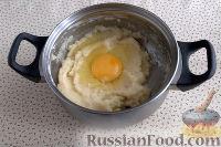 Фото приготовления рецепта: Заварные пирожные с клубникой - шаг №5
