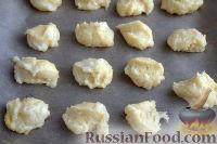Фото приготовления рецепта: Заварные пирожные с клубникой - шаг №7
