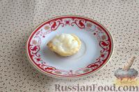 Фото приготовления рецепта: Заварные пирожные с клубникой - шаг №9