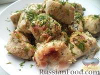 Фото к рецепту: Шашлык из индейки