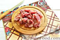 Фото приготовления рецепта: Фасоль со свининой по-грузински - шаг №2