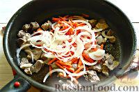 Фото приготовления рецепта: Фасоль со свининой по-грузински - шаг №6