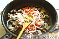 Фото приготовления рецепта: Фасоль со свининой по-грузински - шаг №7
