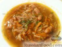 Фото к рецепту: Суп фасолевый