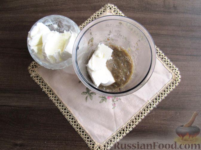 Фото приготовления рецепта: Молочный коктейль с шелковицей - шаг №3