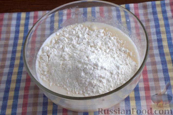 кекс на мультиварке рецепт с фото