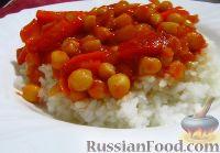 Фото к рецепту: Индийский соус с нутом