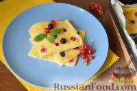 Фото к рецепту: Смородиновый десерт