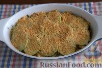 Фото к рецепту: Кабачки в средиземноморском стиле