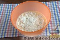 Фото приготовления рецепта: Тосканский пирог с кабачками и сыром - шаг №4