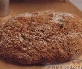 Рецепт Хлеб с картофелем