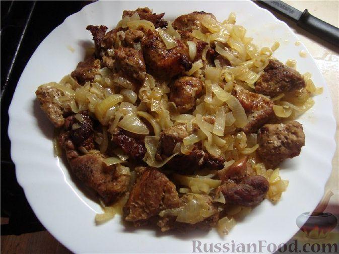 Рецепт Наивкуснейший шашлык в духовке