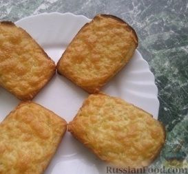 Рецепт Гренки холостяка.