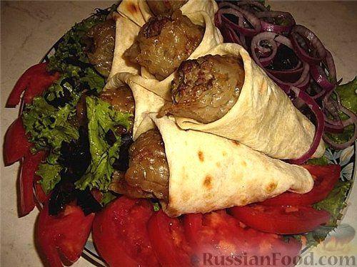 рецепт люля-кебаб с фото в домашних условиях