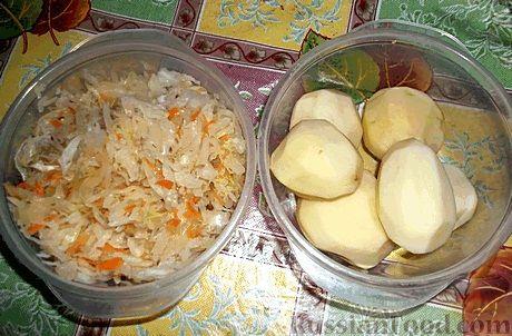 кислые щи из квашеной капусты пошаговый рецепт