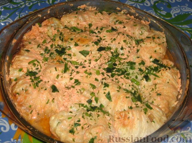 голубцы рецепт приготовления с пекинской капусты
