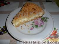 Творожный пирог в духовке