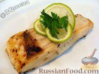 Фото к рецепту: Филе сома на гриле