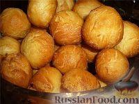 Фото к рецепту: Баурсаки