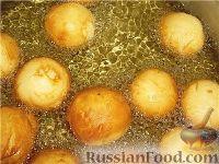 Фото приготовления рецепта: Баурсаки - шаг №3