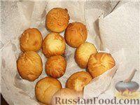 Фото приготовления рецепта: Баурсаки - шаг №5