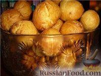 Фото приготовления рецепта: Баурсаки - шаг №6
