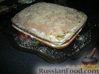 Фото к рецепту: Фруктовый бисквит