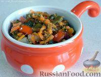 Фото к рецепту: Заготовка для супа