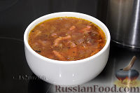 Фото к рецепту: Солянка