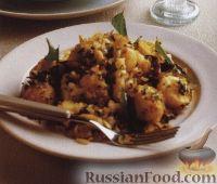 Фото к рецепту: Картофель по-бомбейски