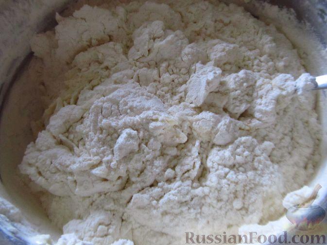 кефирное тесто для сочни