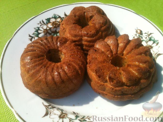 Кексы из кабачков рецепт с фото пошагово