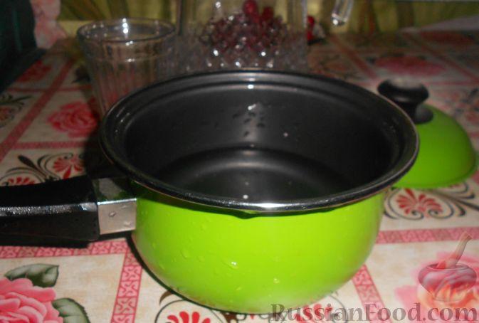 Фото приготовления рецепта: Варенье из черешни с косточками - шаг №3
