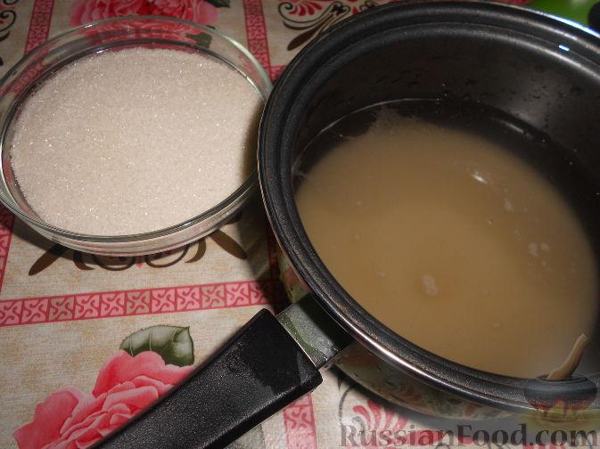 Фото приготовления рецепта: Варенье из черешни без косточек - шаг №5